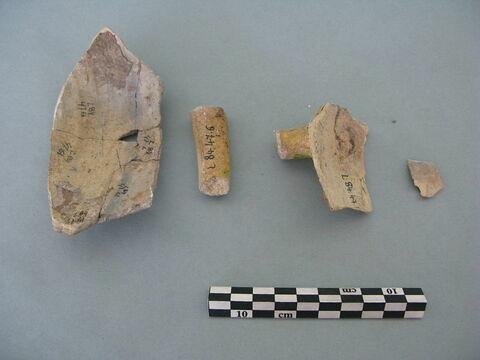 fragment en céramique