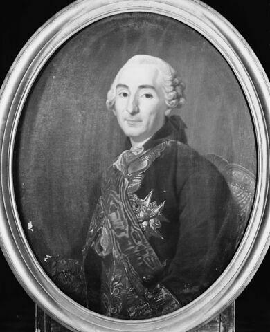 César-Gabriel de Choiseul-Chevigny, duc de Praslin (1712-1785), ministre