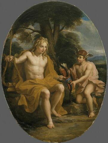 Apollon et Mercure