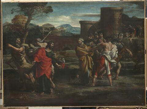 La séparation de saint Pierre et de saint Paul