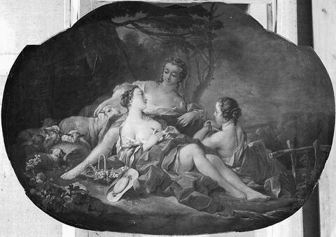face, recto, avers, avant ; vue d'ensemble ; vue sans cadre © 2006 RMN-Grand Palais (musée du Louvre)