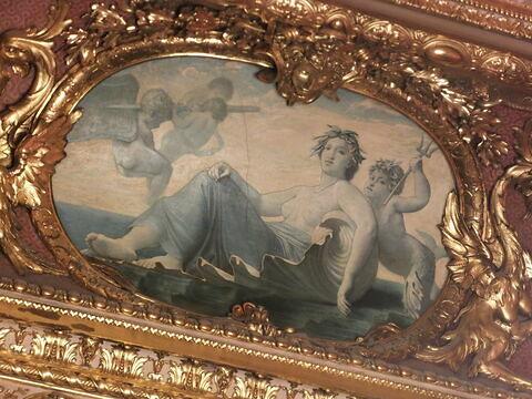face, recto, avers, avant ; vue d'ensemble ; vue avec cadre © 2015 Musée du Louvre / Peintures