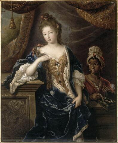 Louise Hippolyte Grimaldi, princesse de Monaco, duchesse de Valentinois (1697-1731)