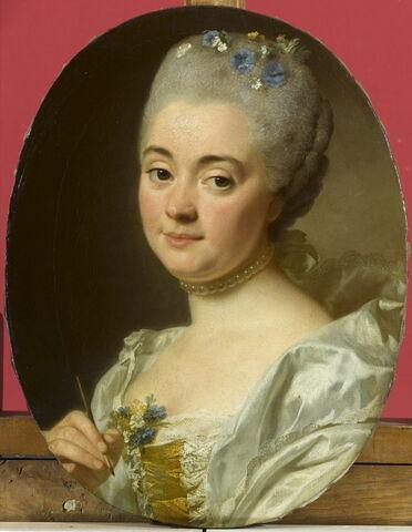 Madame Joseph-Marie Vien (1728-1805), née Reboul