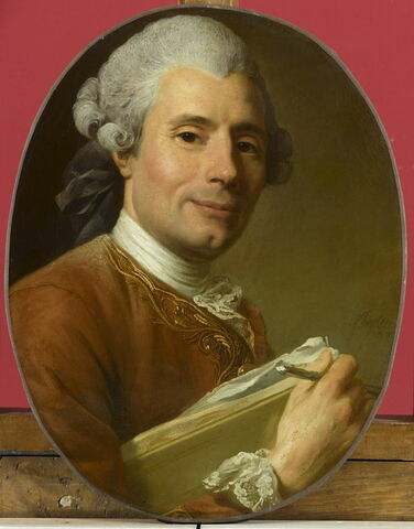 Joseph-Marie Vien (1716-1809), peintre
