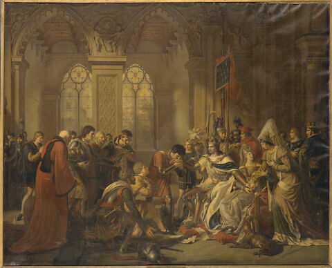 La clémence de Louis XII, avril 1498
