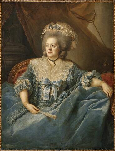Marie-Louise-Thérèse-Victoire de France, dite Madame Victoire (1733-1799)