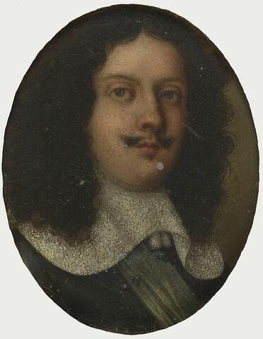 Portrait d'homme inconnu