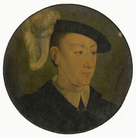 Le dauphin François (1518-1536), fils de François Ier.