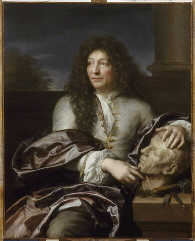 François Girardon (1628-1715), sculpteur