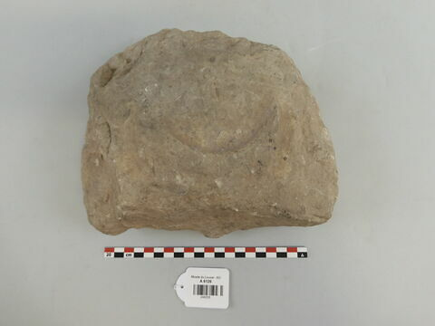 élément de statue  ; kudurru