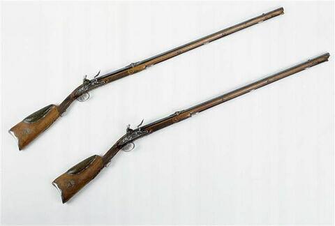 Fusil de chasse de Napoléon Bonaparte
