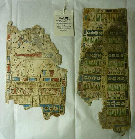 enveloppe de momie en cartonnage