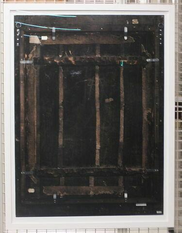 face, recto, avers, avant ; vue d'ensemble ; vue avec cadre © 2016 Musée du Louvre / Peintures