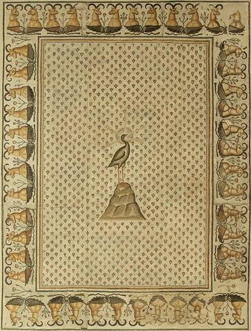 mosaïque ; Mosaïque du Phénix