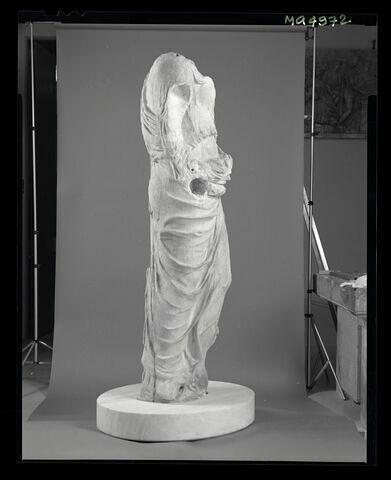 profil gauche © 2002 Musée du Louvre / Patrick Lebaube