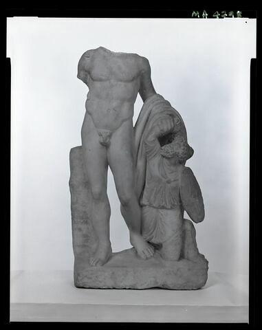 face, recto, avers, avant © 1992 Musée du Louvre / Patrick Lebaube