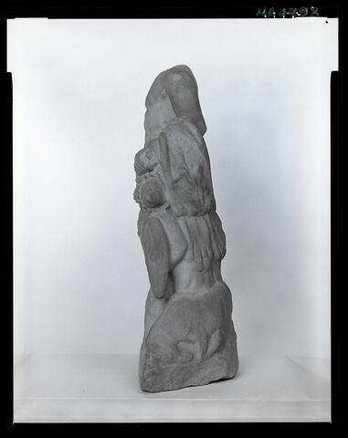 profil © 1992 Musée du Louvre / Patrick Lebaube