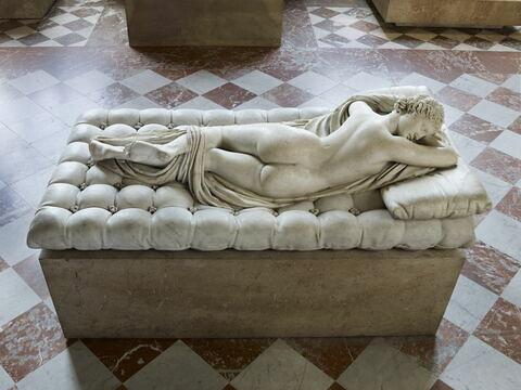 profil droit © 2011 Musée du Louvre / Thierry Ollivier