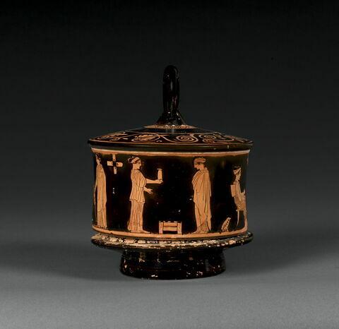 détail © 2009 RMN-Grand Palais (musée du Louvre) / Stéphane Maréchalle