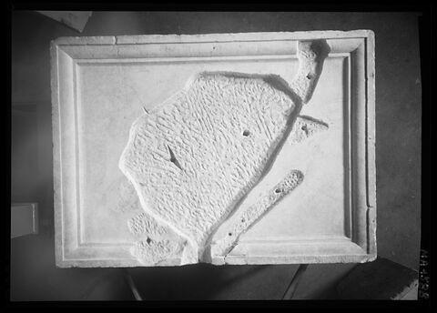 relief ; sarcophage