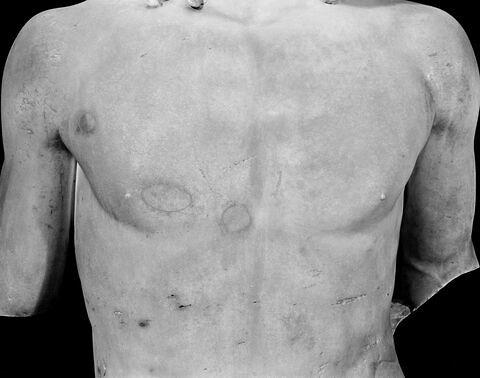 partie supérieure © 1999 Musée du Louvre / Christian Larrieu