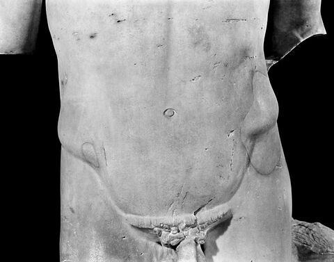 partie inférieure © 1999 Musée du Louvre / Christian Larrieu