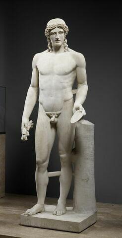 trois quarts © 2012 Musée du Louvre / Thierry Ollivier
