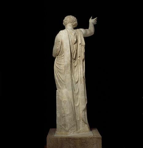 dos, verso, revers, arrière © 2006 Musée du Louvre / Daniel Lebée/Carine Deambrosis