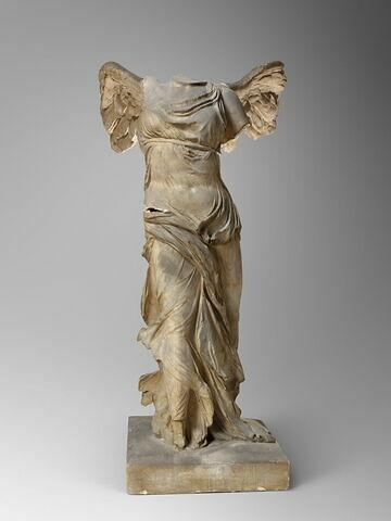 moulage ; statue ; Victoire de Samothrace