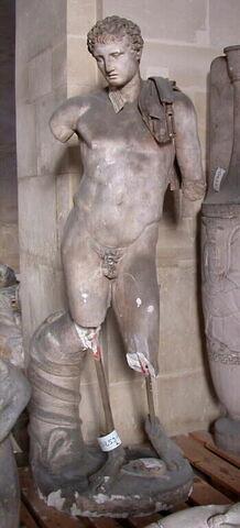 "moulage ; statue ; ""Hermès d'Andros"""