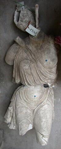 moulage ; statue ; Victoire d'Olympie de Païonios de Mendé