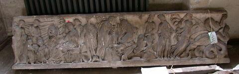 """moulage  ; sarcophage ; Sarcophage dit """"de Médée et Créüse"""""""