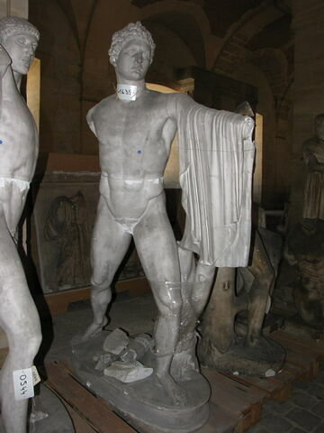 moulage ; statue