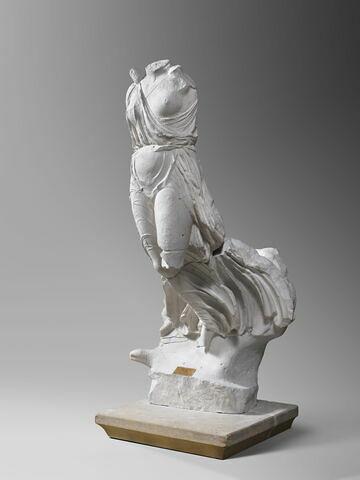 moulage ; statue ; Victoire d'Olympie ou Victoire de Païonios de Mendé