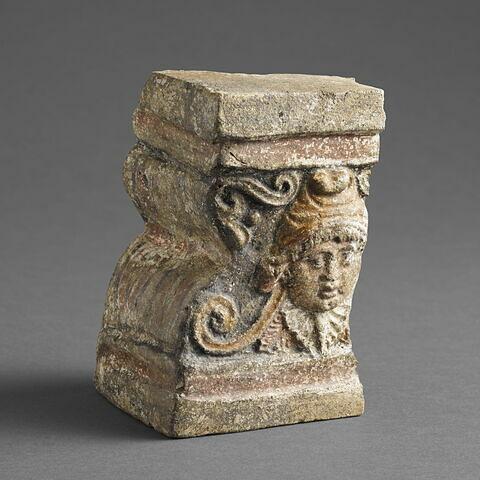 trois quarts face © 2015 RMN-Grand Palais (musée du Louvre) / Tony Querrec