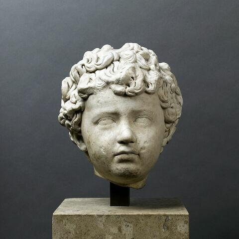 face, recto, avers, avant © 2011 RMN-Grand Palais (musée du Louvre) / Tony Querrec