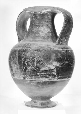 trois quarts © Musée du Louvre / Maurice et Pierre Chuzeville