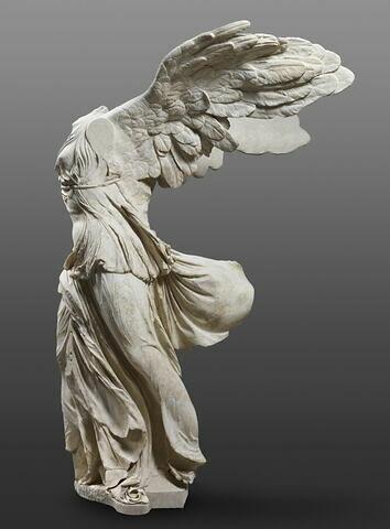 profil gauche © 2014 Musée du Louvre / Thierry Ollivier