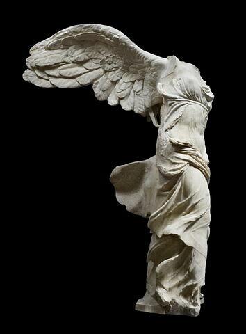 trois quarts droit © 2014 Musée du Louvre / Thierry Ollivier