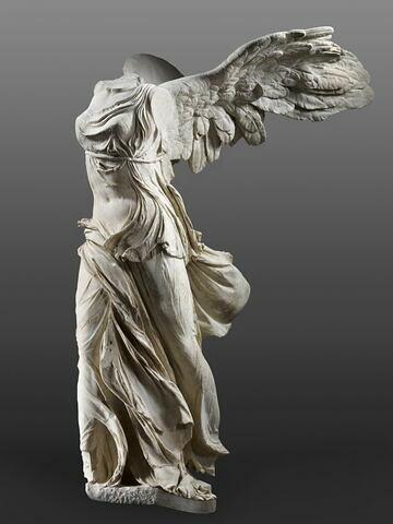 trois quarts gauche © 2014 Musée du Louvre / Thierry Ollivier