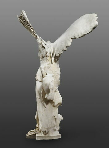 dos, verso, revers, arrière ; détail © 2014 Musée du Louvre / Thierry Ollivier