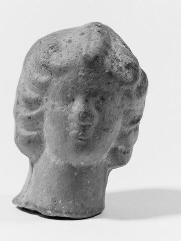 face, recto, avers, avant ; détail © 2008 Musée du Louvre / Patrick Lebaube