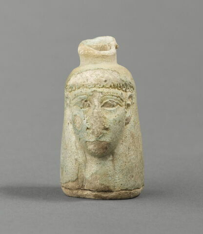 aryballe ; vase plastique