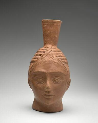 flacon ; vase plastique