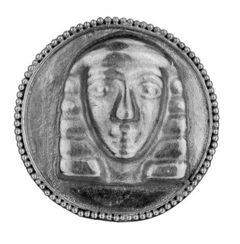 face, recto, avers, avant © 1997 Musée du Louvre / Christian Larrieu