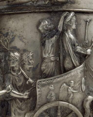 détail © 1991 Musée du Louvre / Patrick Lebaube