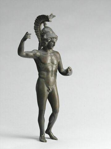 trois quarts © 2006 RMN-Grand Palais (musée du Louvre) / Hervé Lewandowski