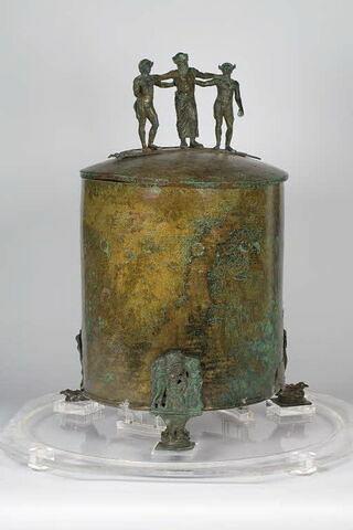 dos, verso, revers, arrière © 2009 Musée du Louvre / Daniel Lebée/Carine Deambrosis