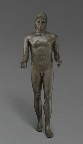 statue ; Apollon de Piombino